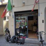 イタリア【フィレンツェ】【セグウェイ】に乗って街歩き 【セグウェイ】の料金などのまとめ