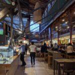 イタリア【フィレンツェ】食べ歩きやお土産探しにオススメの【中央市場】は食材の宝庫!!【メルカート・チェントラーレ】Mercato Centrale