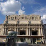 圧巻の【ミラノ中央駅】写真だけ
