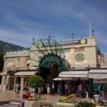 【モナコ】さすが【モンテカルロ】の【カフェ・ド・パリ】!!優雅なランチだけど高すぎた!!