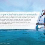 【spgスターウッド】ハワイのホテルで35%OFF&ダブルポイントキャンペーン実施中