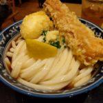 【東京駅】で美味しいうどんを食べるなら【釜たけうどん】ユニークな【おでん】も美味しい