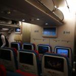 【トルコ航空】A330機内(エコノミークラス)成田→イスタンブール レポート