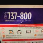 【トルコ航空】B737 イスタンブールからマルタ 機内食