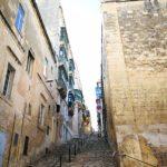 【マルタ観光】意外と猫がいなかったけど、町並みはキレイだったバレッタの街歩き