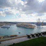 【マルタ観光】バレッタの正午の大砲 アッパー バラッカ ガーデンズ