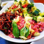 【マルタのレストラン】バレッタでヘルシーごはん【No.43】サラダ好きにはたまらないお店