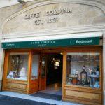 【マルタのレストラン】バレッタの老舗カフェ【カフェコルディナ】Caffe Cordina