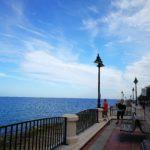 【マルタ観光】スリーマやセントジュリアンの海沿いはお散歩に◎