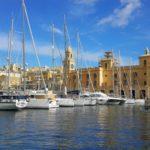 【マルタのオプショナルツアー】バレッタ近郊の10個のクリーク(湾)を巡るクルーズ