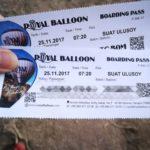 【トルコ】カッパドキアの気球オプショナルツアー【ロイヤルバルーン】体験記①~気球に乗るまで~