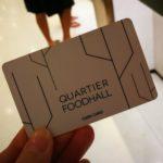 タイ | バンコク | クオーティエ フード ホールQuartier FoodHall | オシャレで清潔 | 遅くまで営業しているフードコート