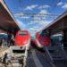 イタリア国内を移動するのに便利な高速列車【フレッチェロッサ】座席によって料金が違う
