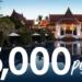 【マリオットリワード】1滞在につき最大3000ポイントがもらえるキャンペーンを実施